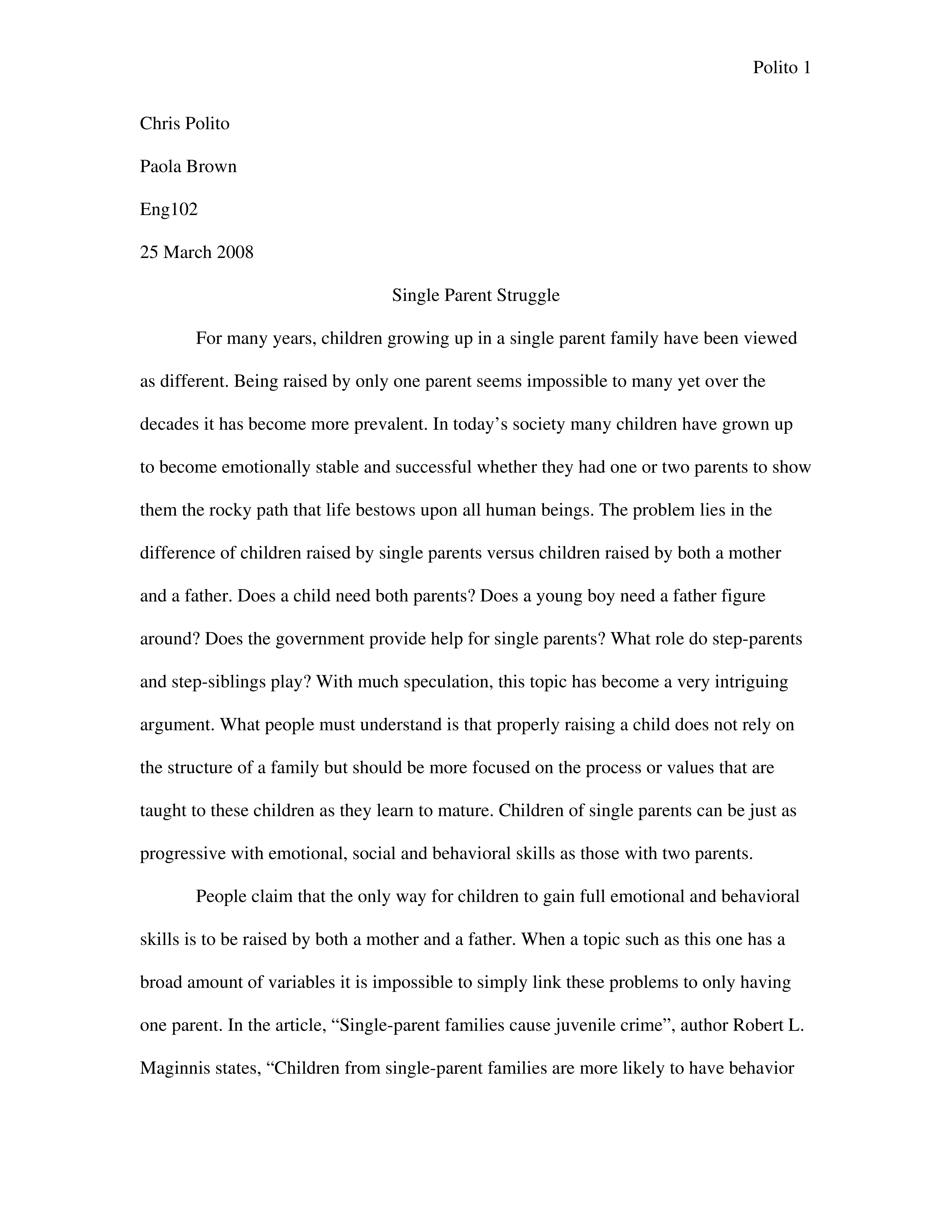 Essay about greek myths