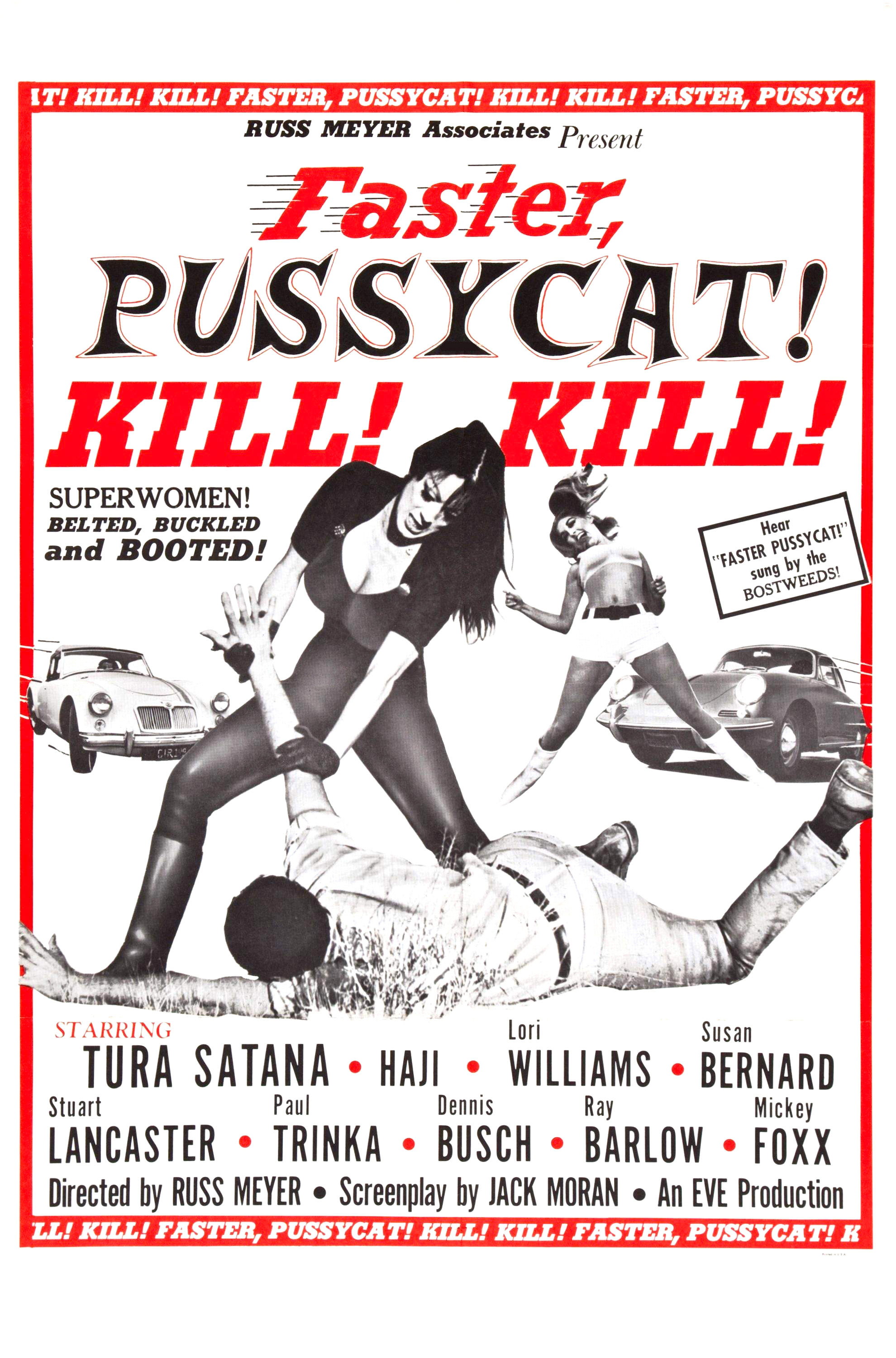 Beneath The Valley Of The Ultra Vixens Watch faster, pussycat! kill! kill! - wikipedia