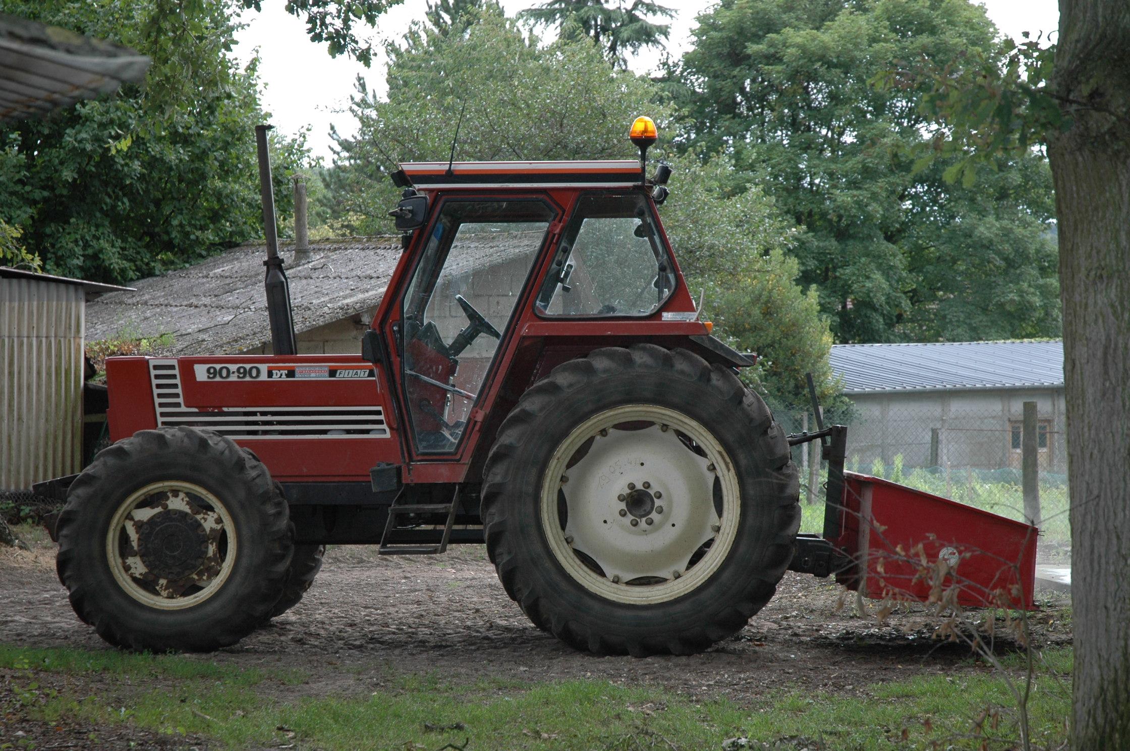 Archivo:Fiat 90-90 DT tractor 2005-08-07.jpg - Wikipedia, la ...