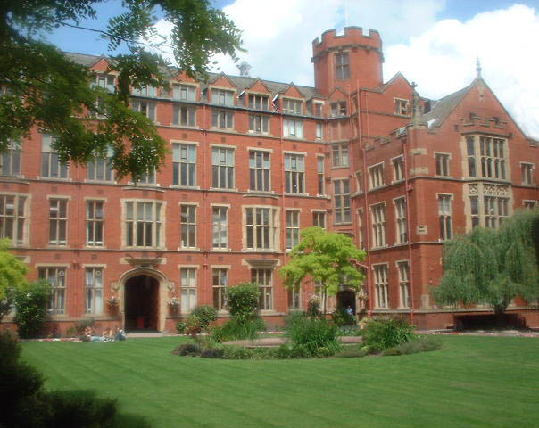 University of sheffield sheffield üniversitesi university of