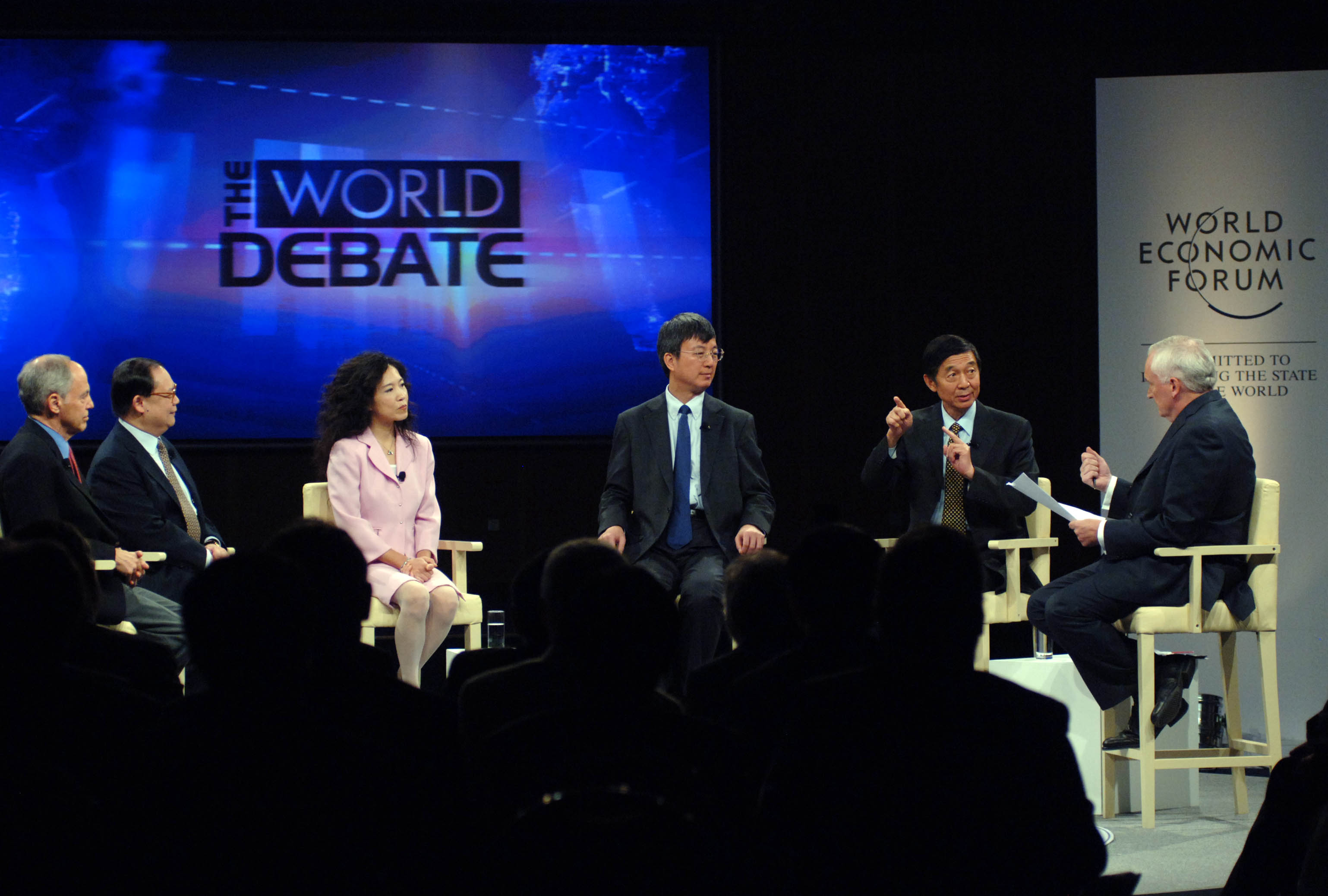 File:Flickr - World Economic Forum - BBC Debate - Annual ...