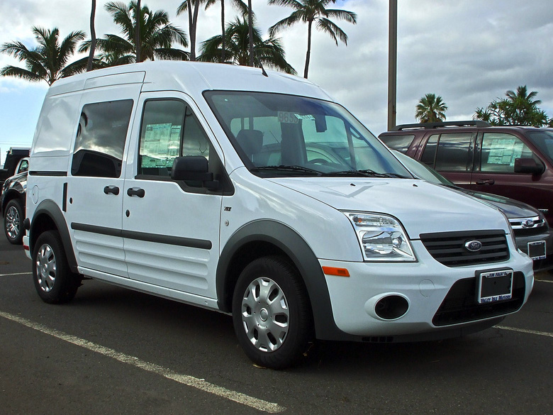 Ford Transit Connect – Wikipedie