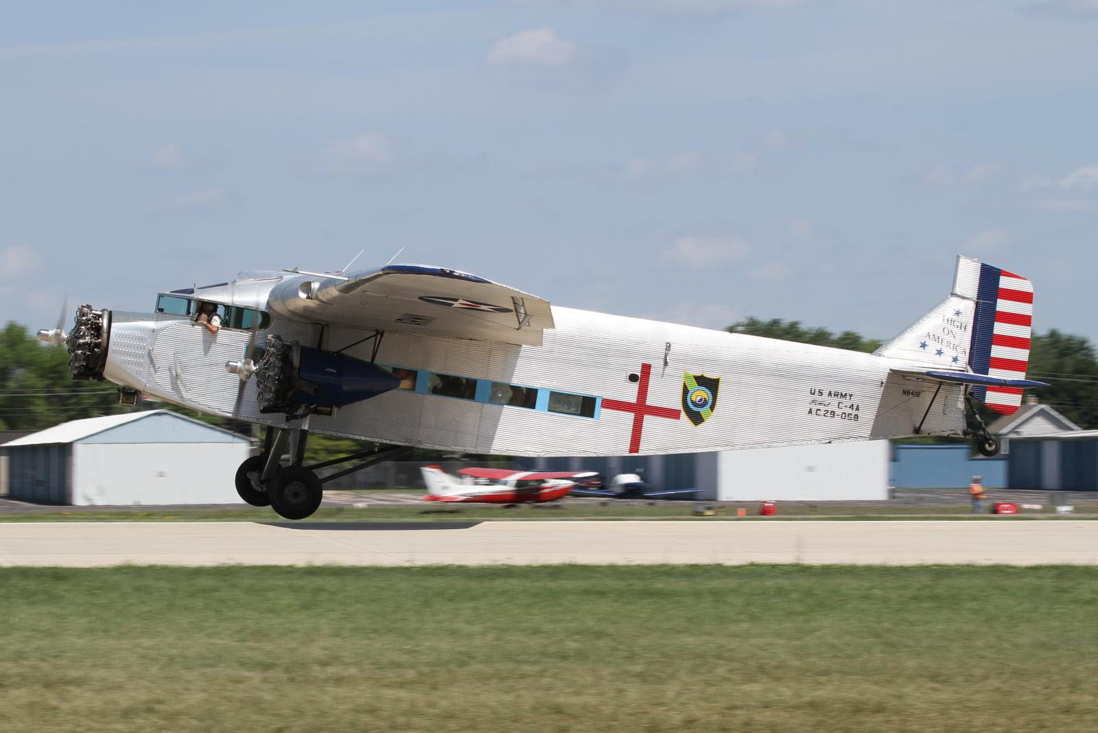 Airfix Ford Trimotor