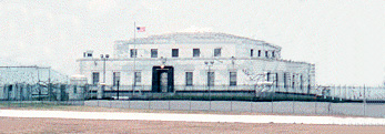 The U.S. Bullion Depository at Ft. Knox.