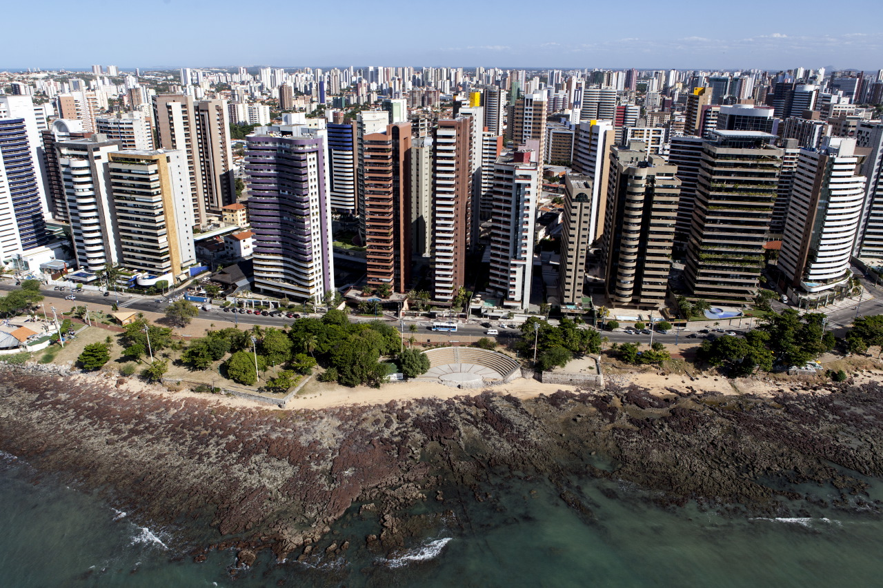 Fortaleza Brazil  city photos gallery : Fortaleza, Brazil, 2014 Wikimedia Commons