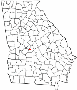 Loko di Perry, Georgia
