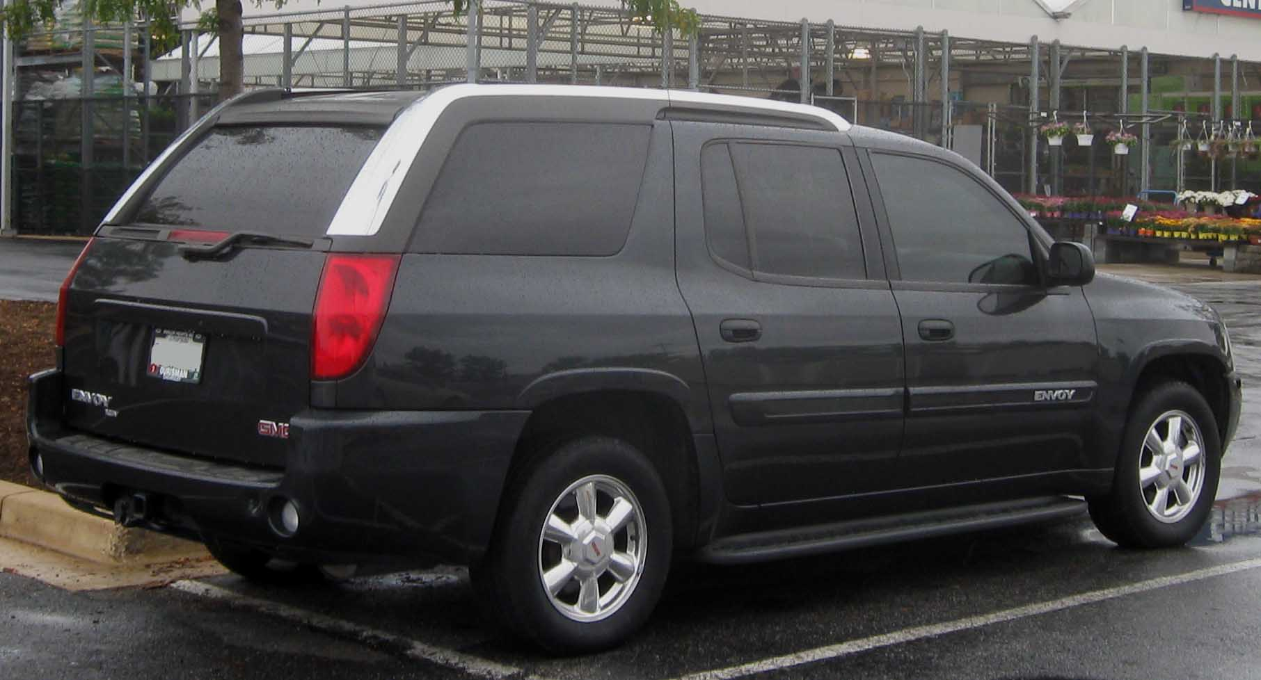 File:GMC Envoy XUV rear.jpg - Wikipedia, the free encyclopedia