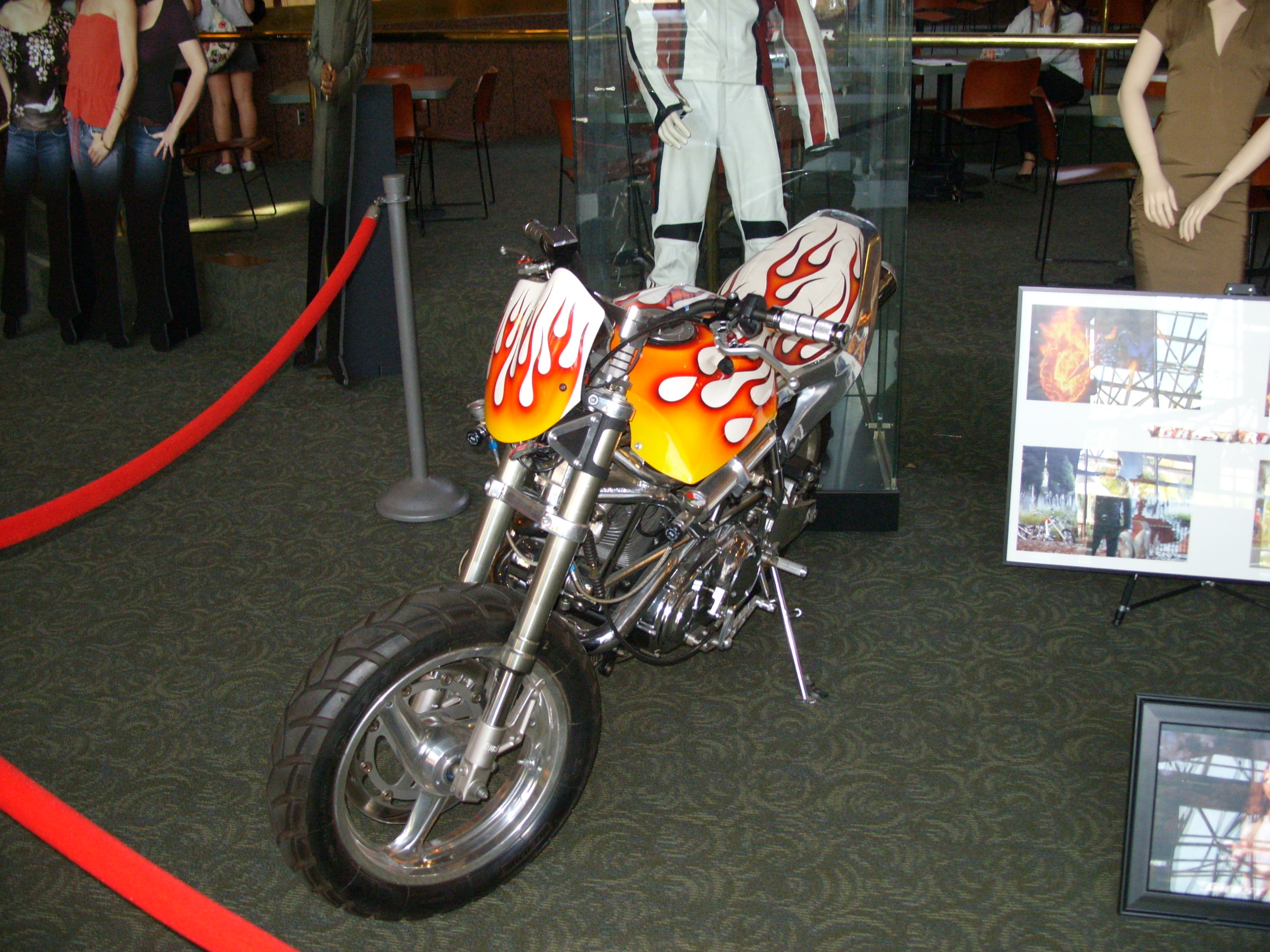 Motorcycle: Ghost Rider Motorcycle