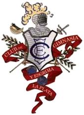 Depiction of Club de Gimnasia y Esgrima La Plata