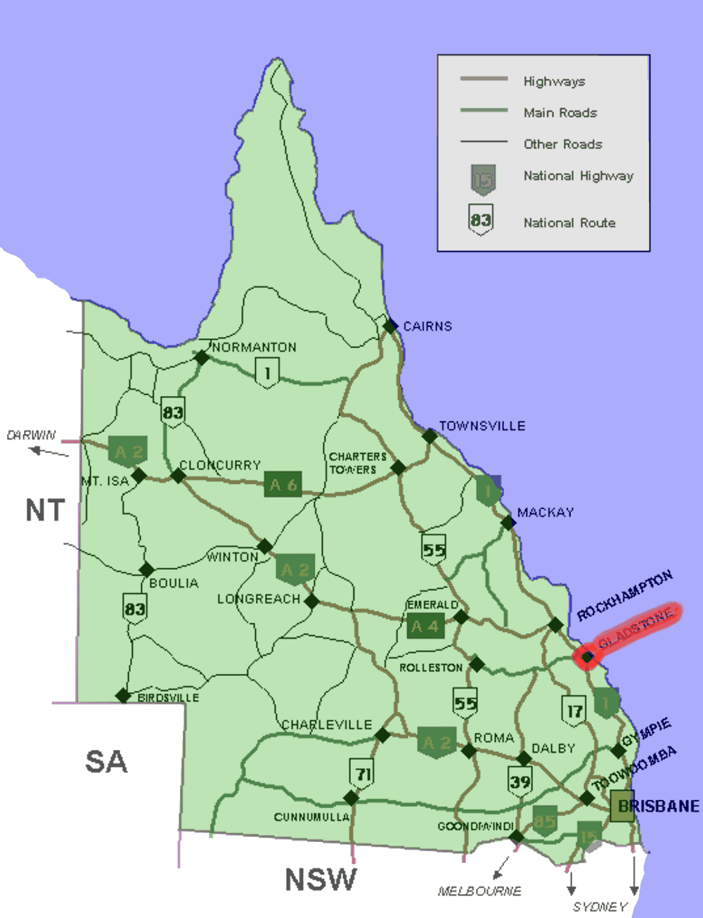 FileGladstone location map in QueenslandPNG Wikimedia Commons