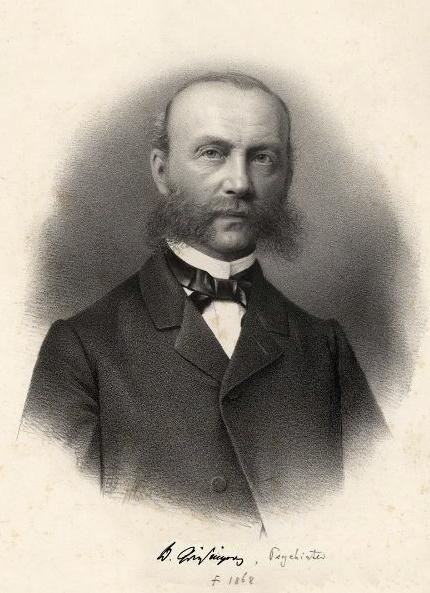 Wilhelm Griesinger (1817–1868)