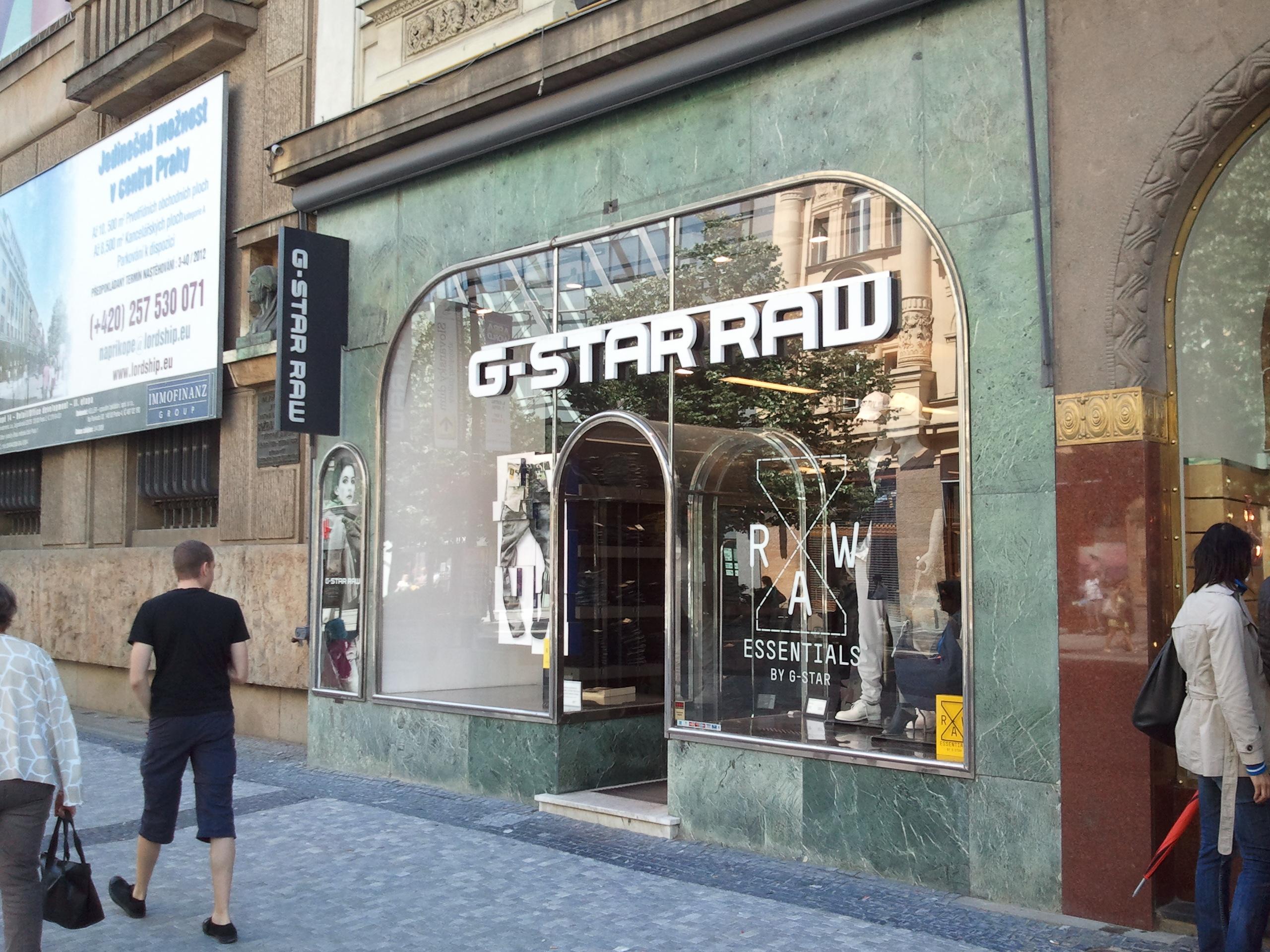 G Star, Marseille | Marius Aurenti