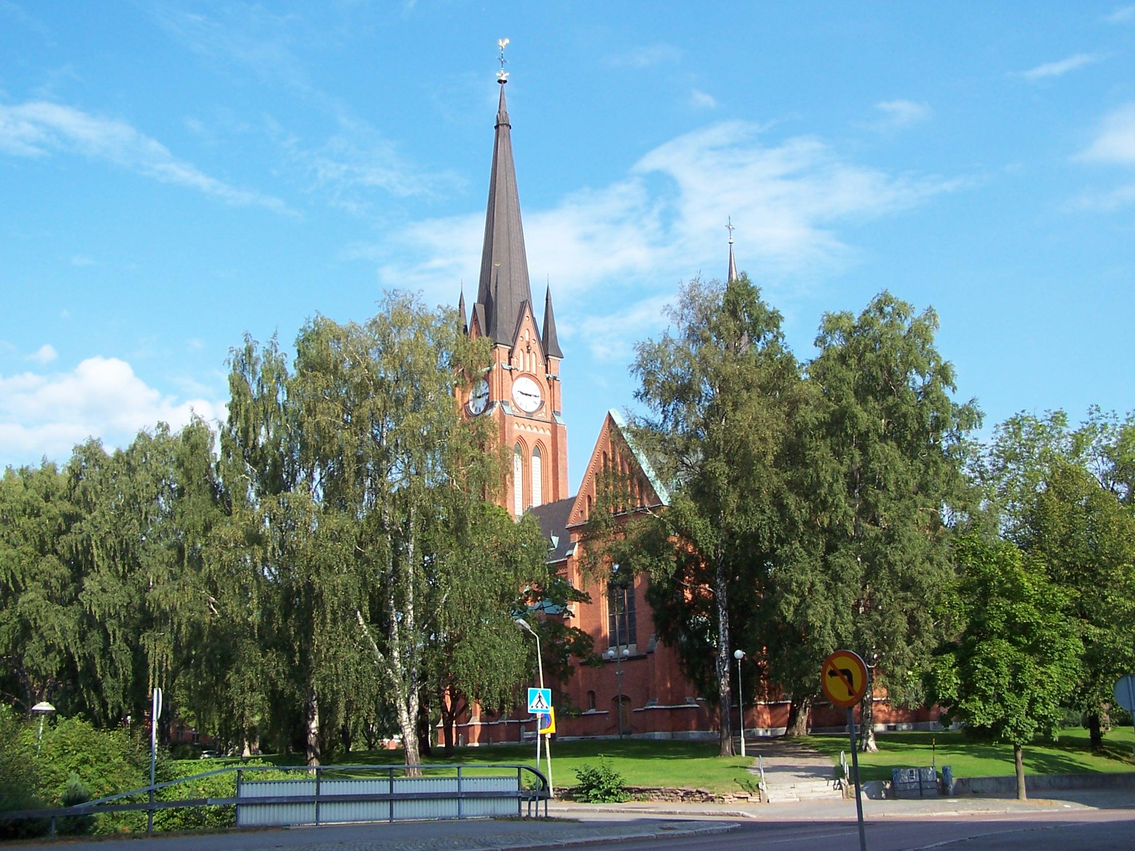 gustav adolf kyrka