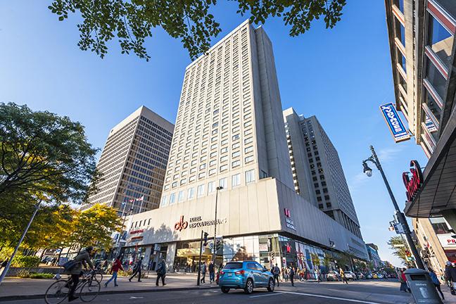 Gay Hotel Quebec City
