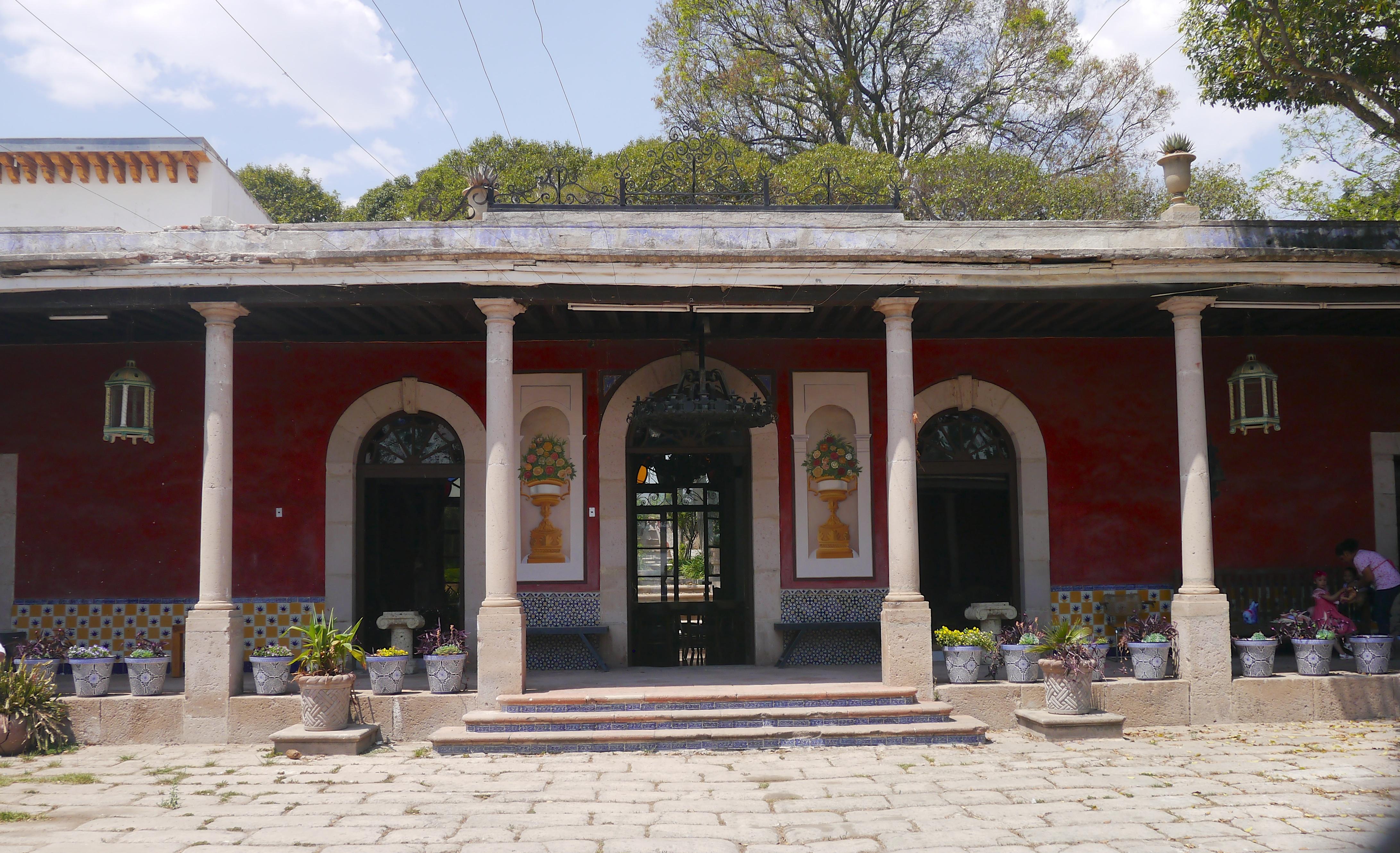 Hacienda de San Francisco Ocotepec, Hidalgo, México
