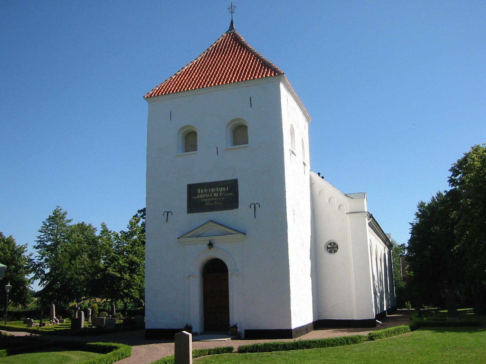 halmstad kyrka