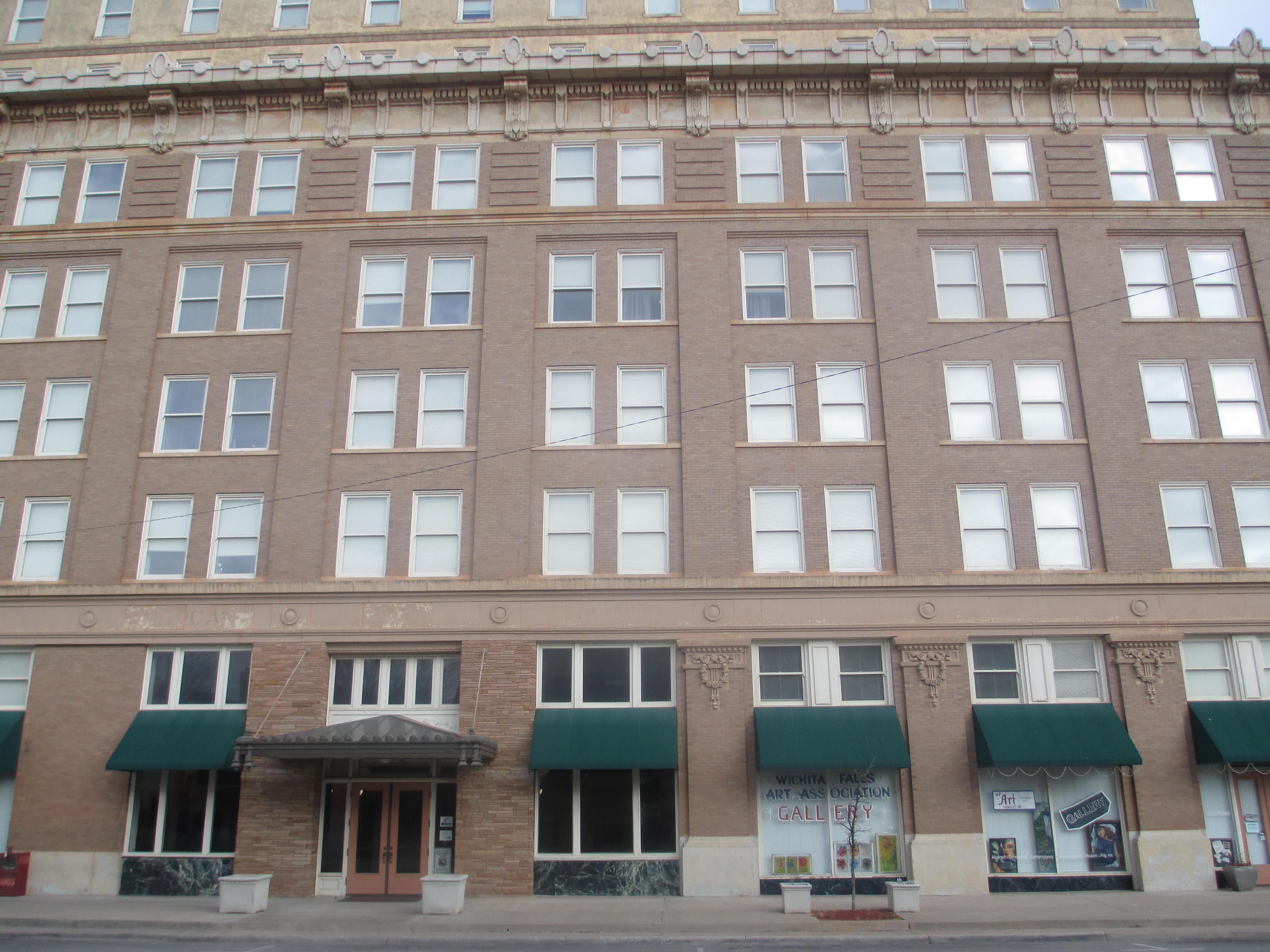 File Holt Hotel Wichita Falls Tx Img 7038 Jpg