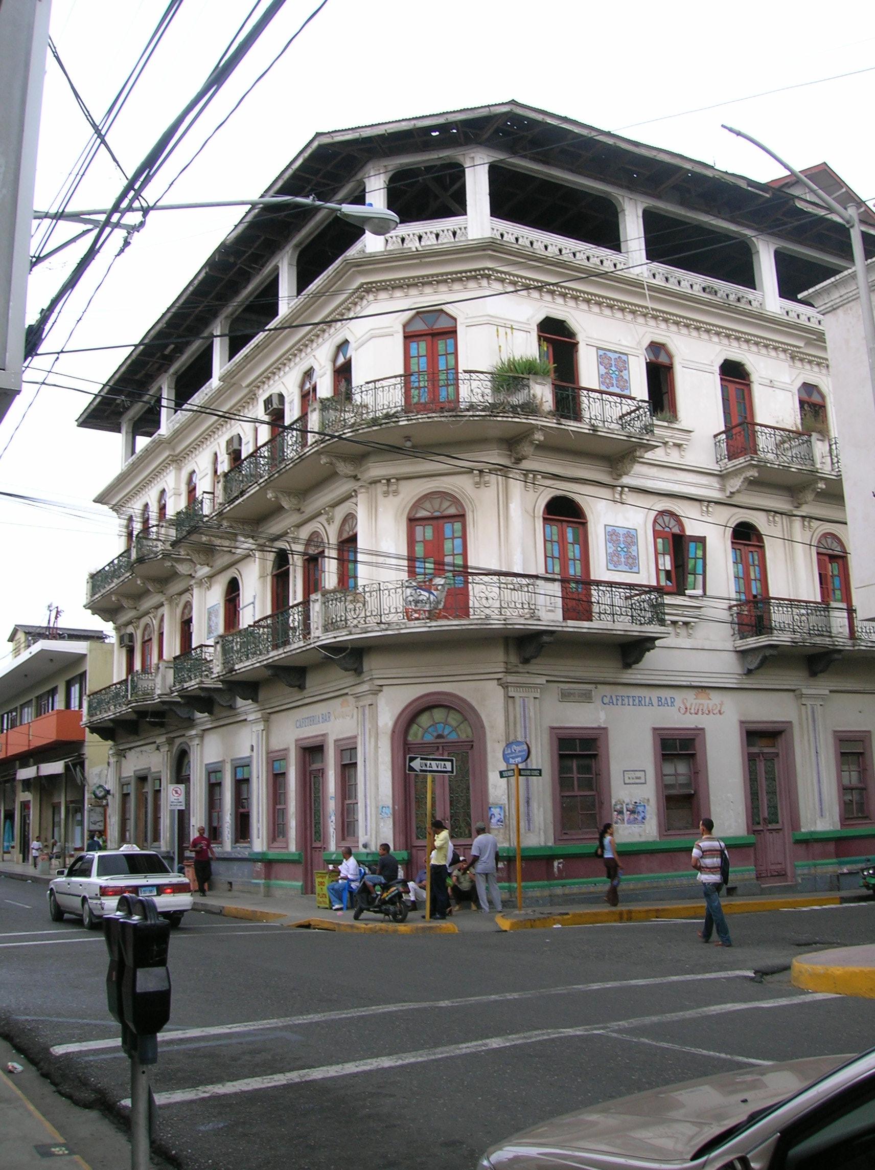 File Hotel Mercedes Santiago Dominican Republic Jpg