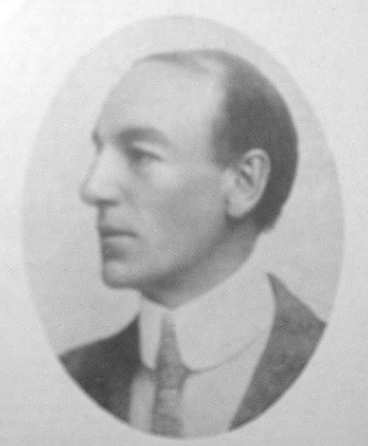 Hugh Enes Blackmore