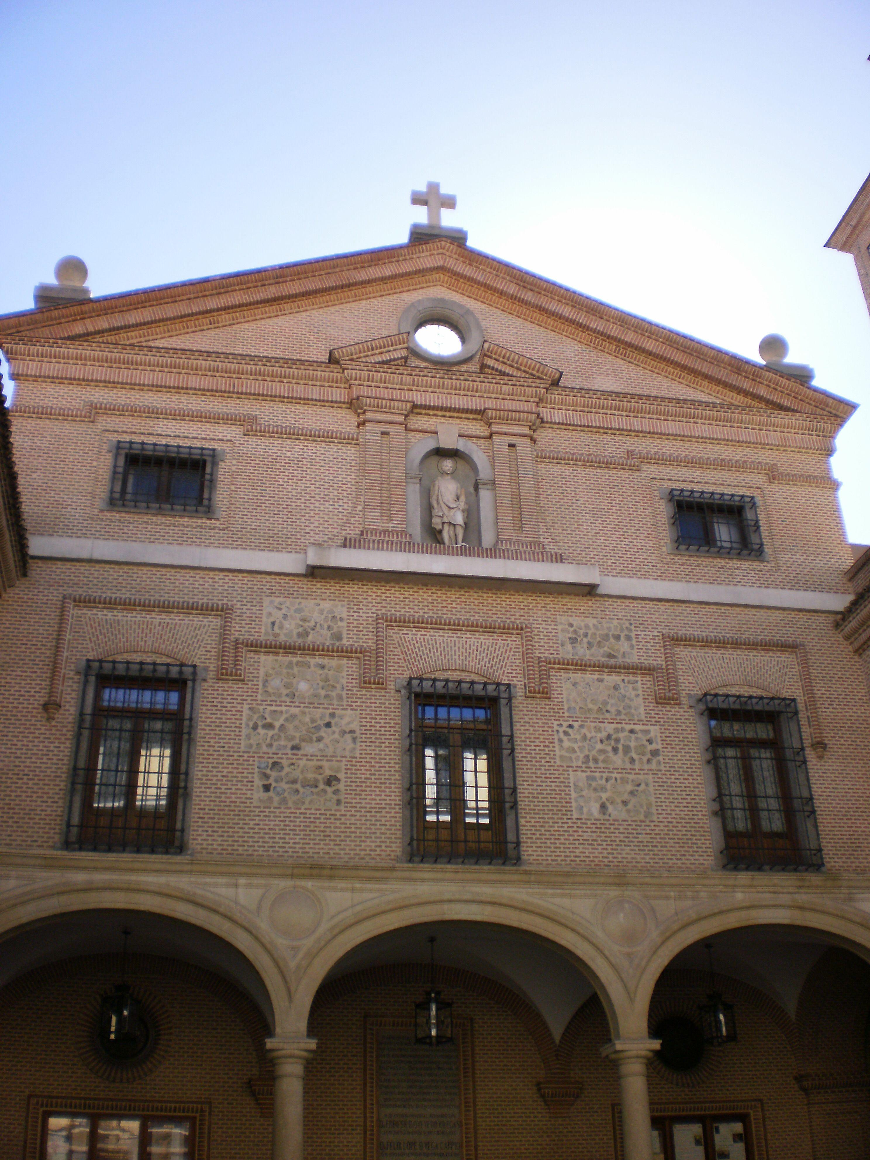 File Iglesia San Gines Madrid Jpg Wikimedia Commons
