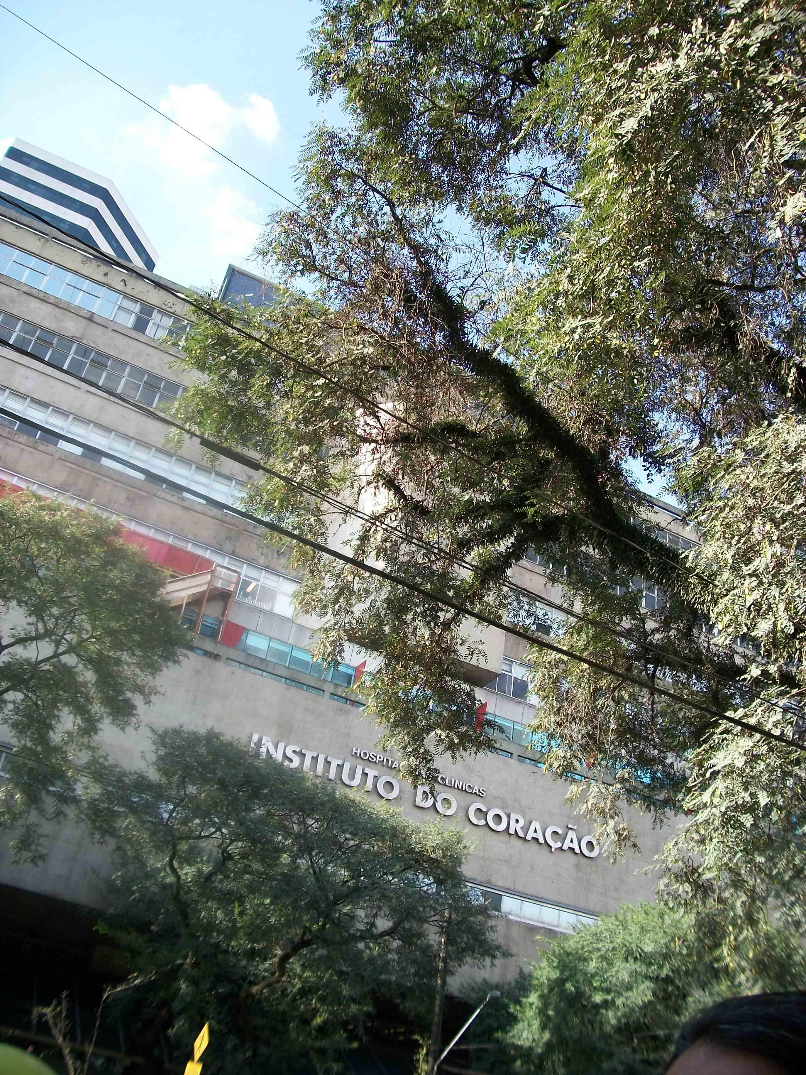 Veja o que saiu no Migalhas sobre Instituto do Coração do Hospital das Clínicas da FMUSP