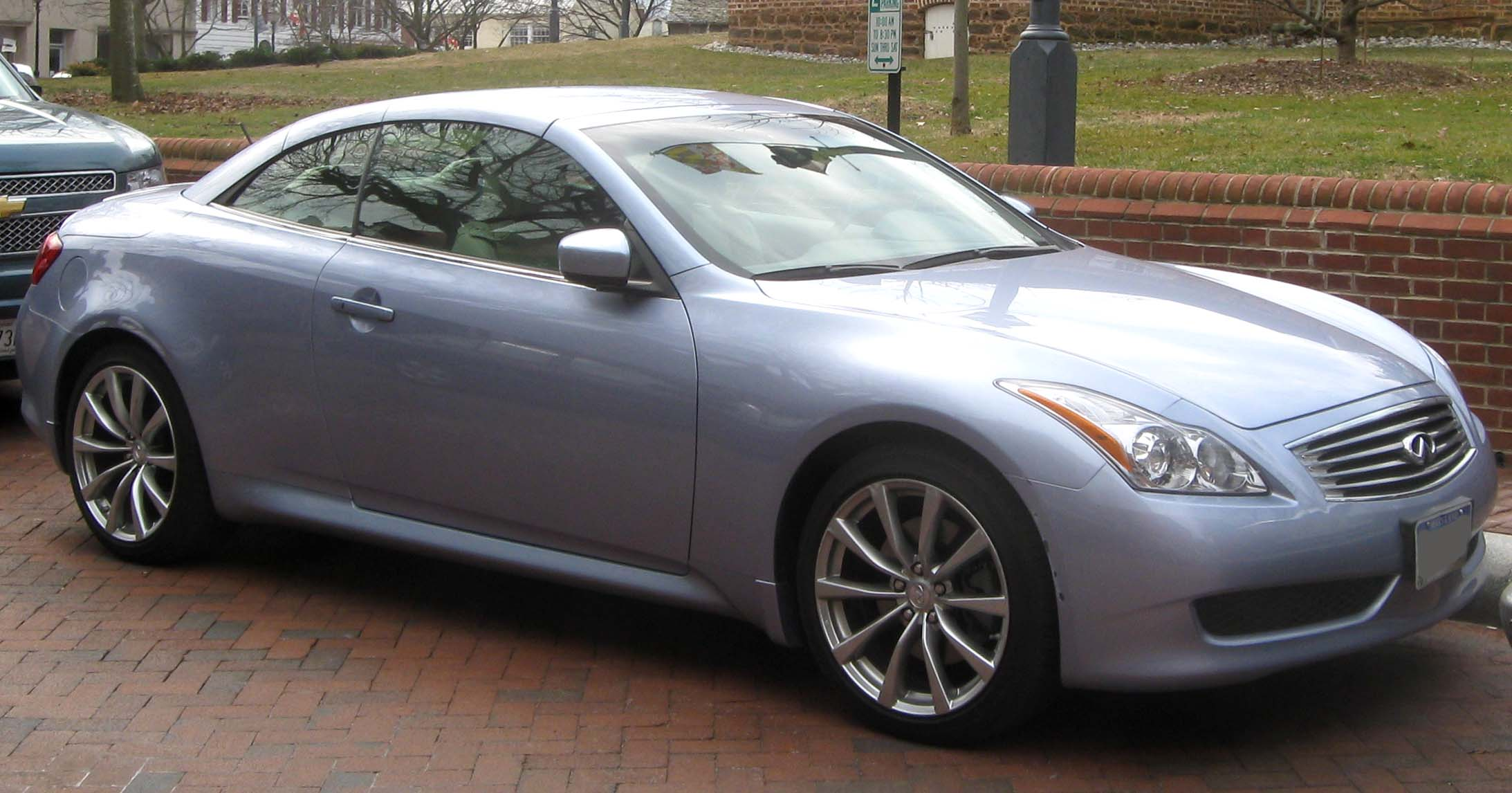infiniti facelift generation convertible infinity g db database f