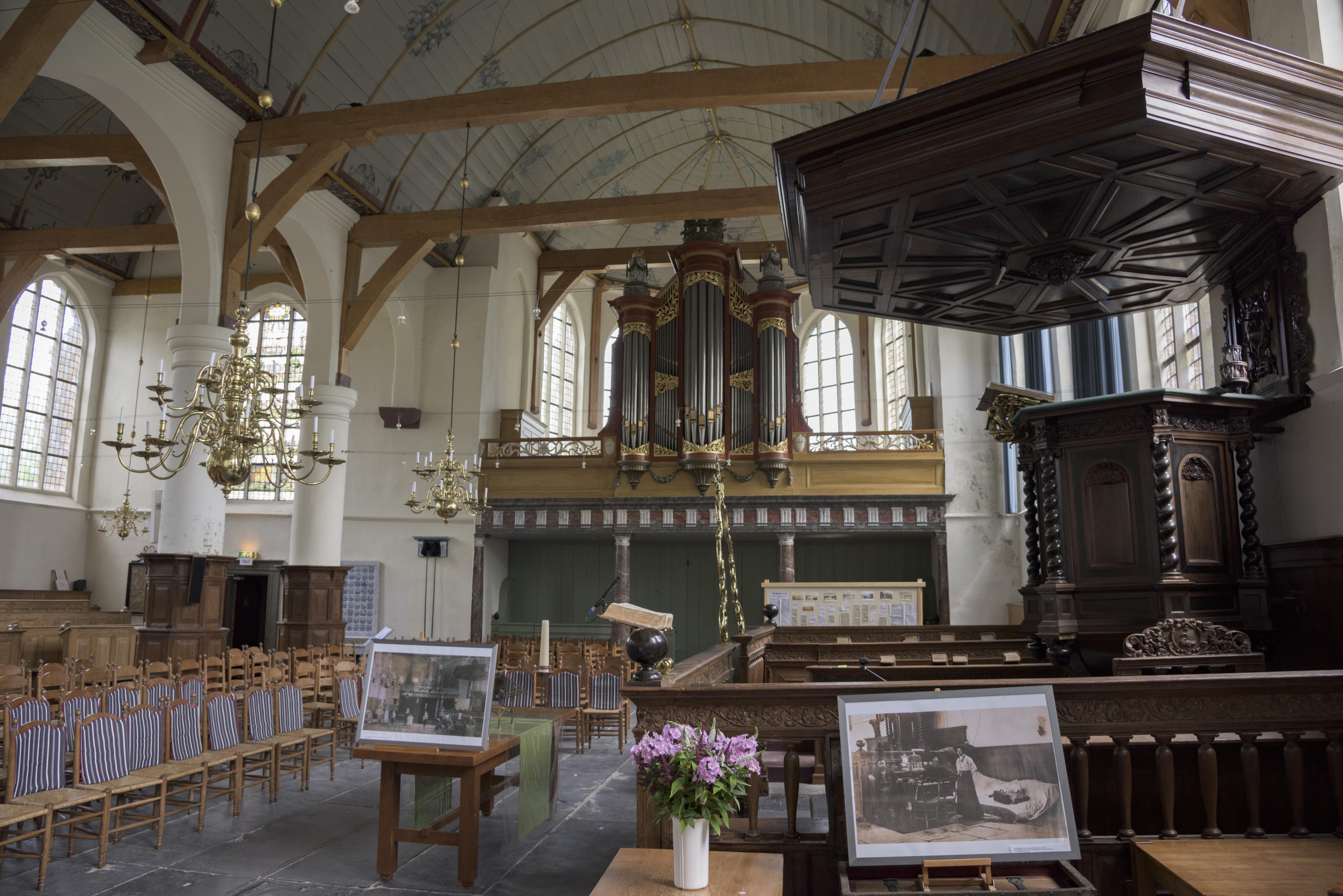 Interieur Broeker Kerk%2C Broek in Waterland hnapel 009 - Broeker Kerk Broek In Waterland