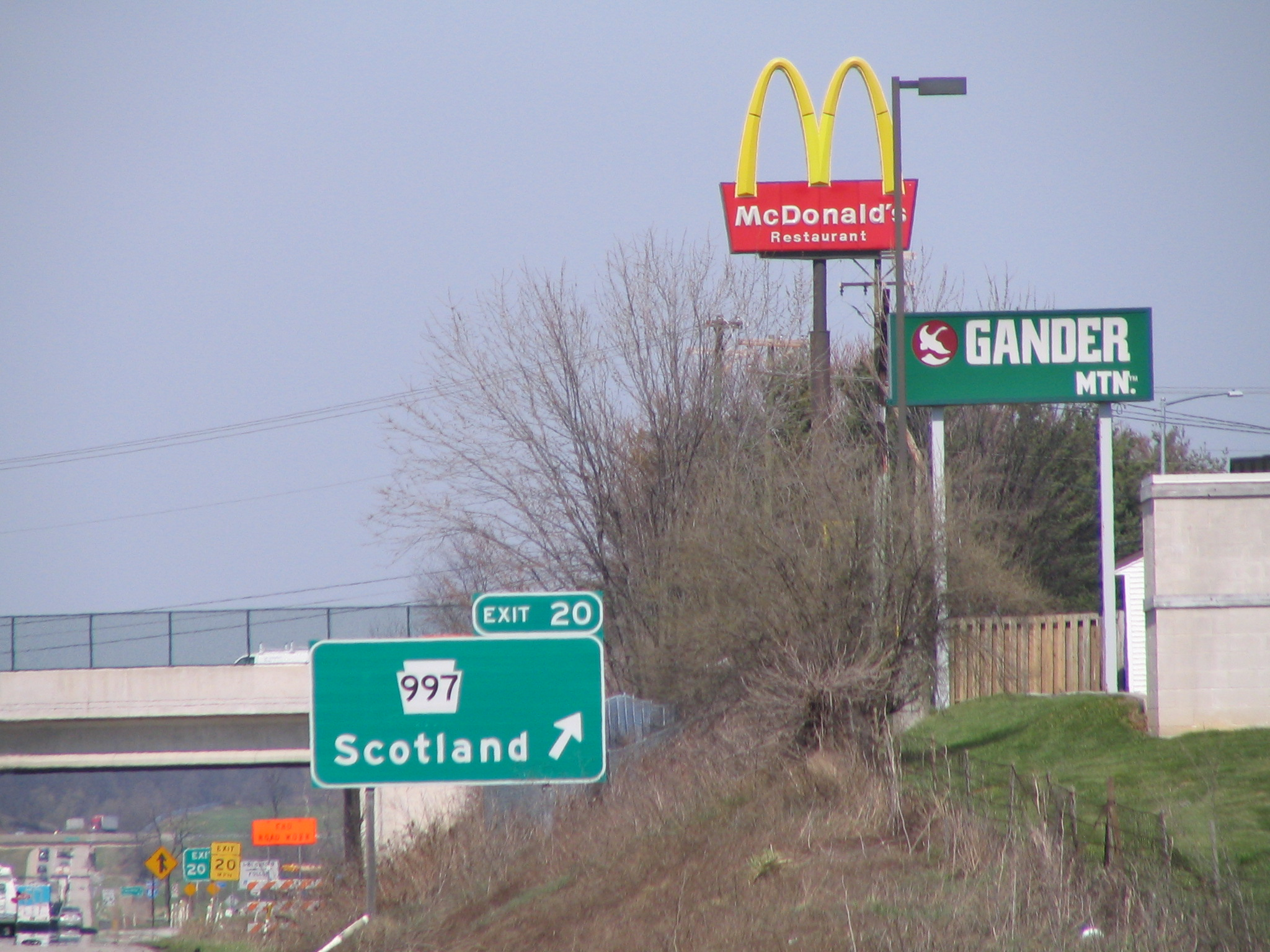 File:Interstate 81 Exit for Scotland, Pa  JPG - Wikipedia