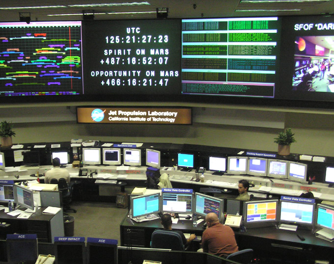 Space Flight Operations Facility