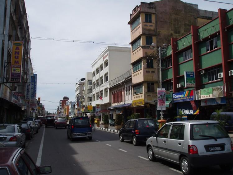 Vé máy bay giá rẻ đi Kota Bharu Malaysia
