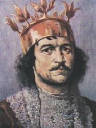 Jan Matejko, Leszek Czarny
