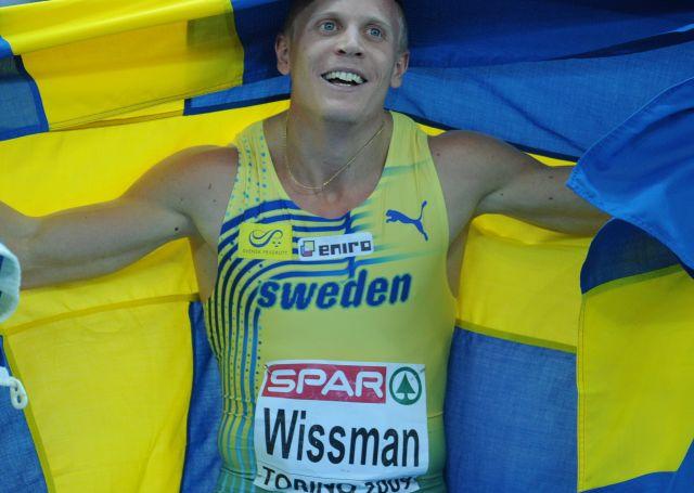 """""""Johan Wisman 07032009 Turin"""" av Erik van Leeuwen"""