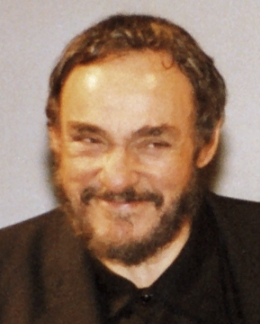 English: British actor John Rhys-Davies at the...