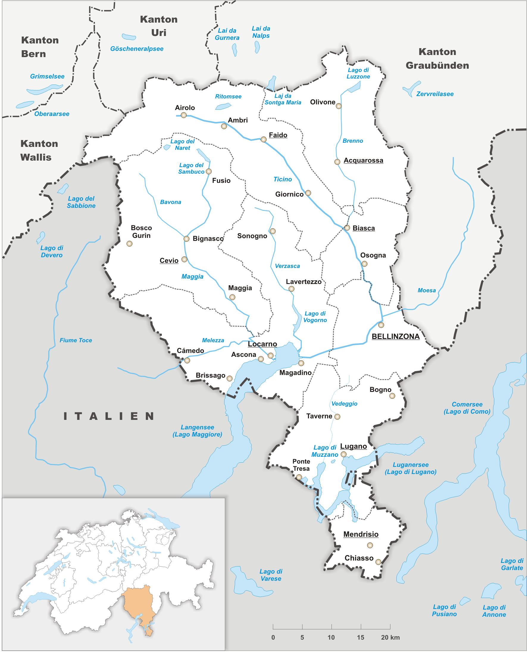 Cartina Ticino Svizzera.Ticino Wikipedia