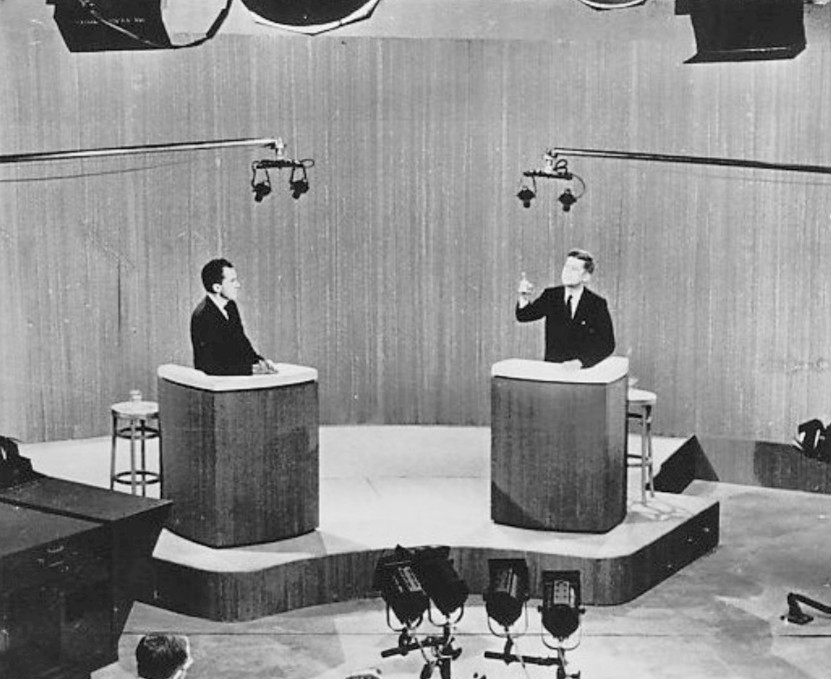 Kennedy-Nixon Debate, New York, 1960