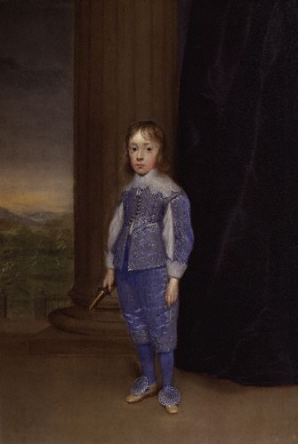 King James II (child)