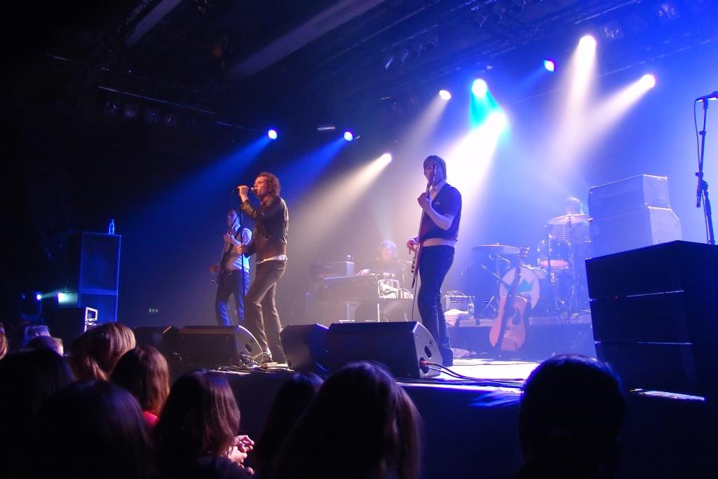 Concert Rock  Novembre Herault Caf Ef Bf Bd Bar