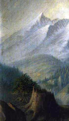 Krivan, de Bohúň (1849). Fuente: wikipedia eslovaca