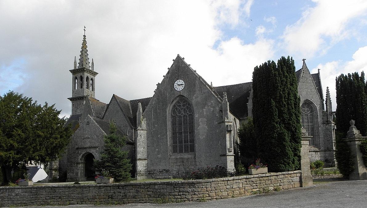 eglise catholique Morbihan