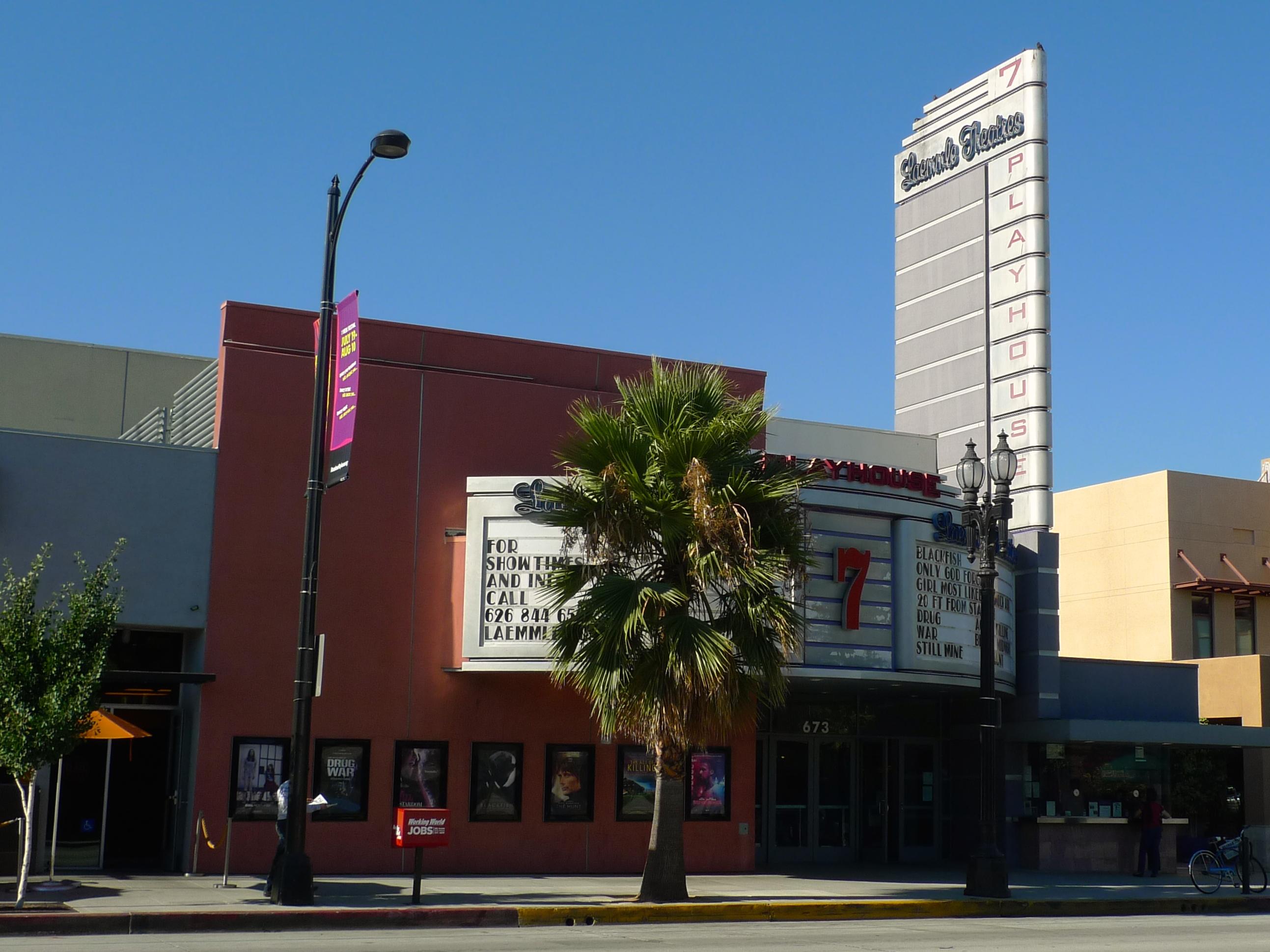 Laemmle Theatres - Wikipedia