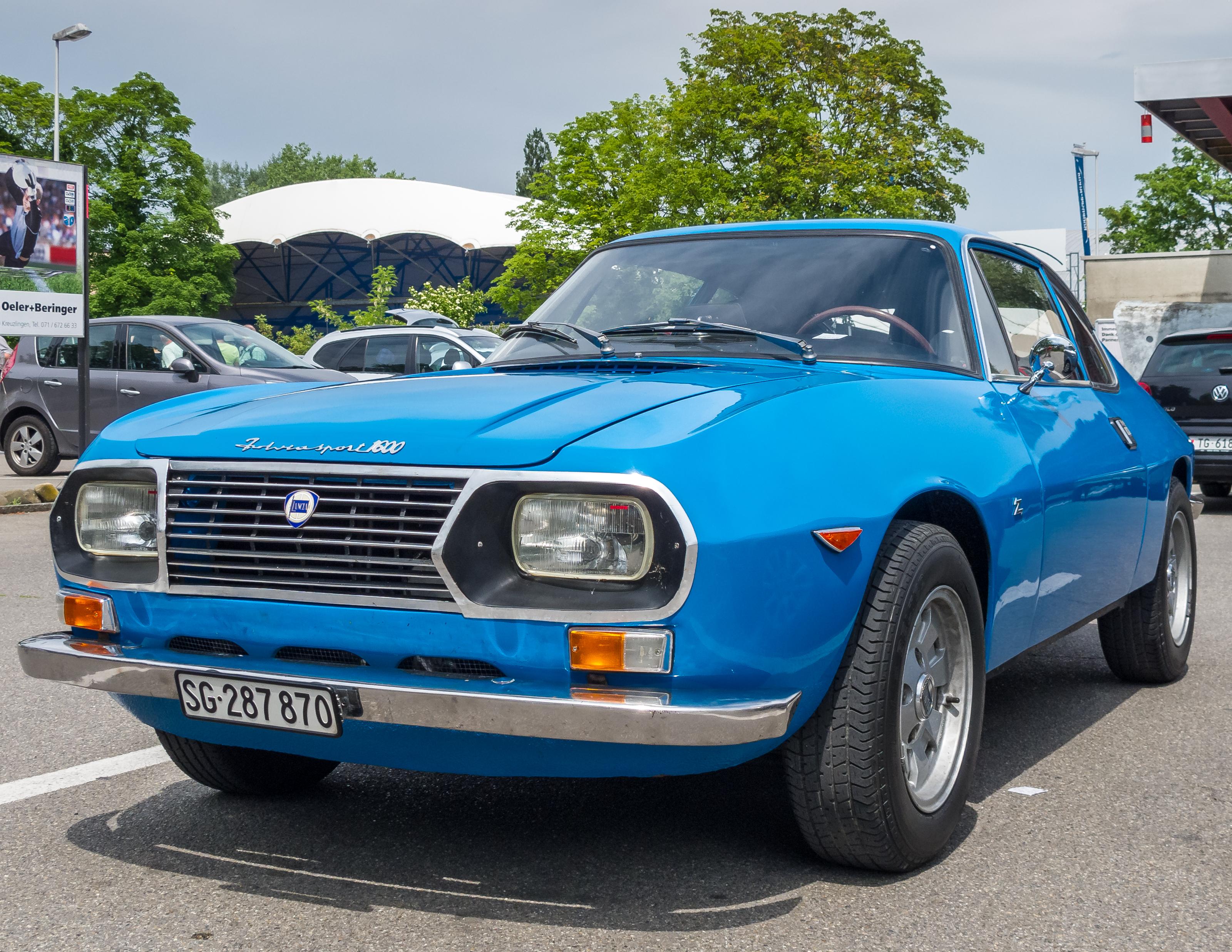 File Lancia Fulvia Sport 1600 Zagato Ch Jpg Wikipedia