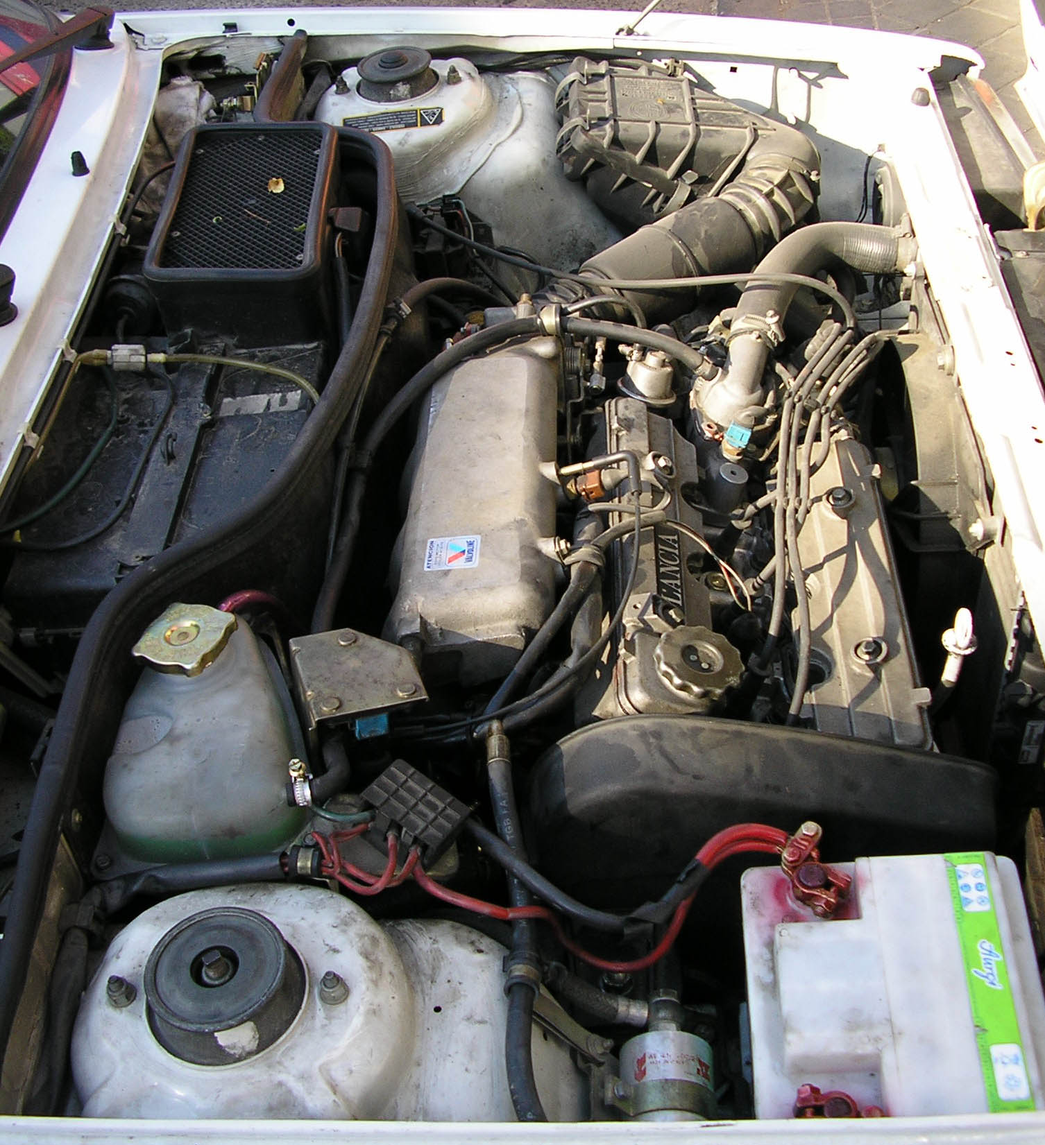 Lancia Ly 1 6 Engine, Lancia, Free Engine Image For User ...
