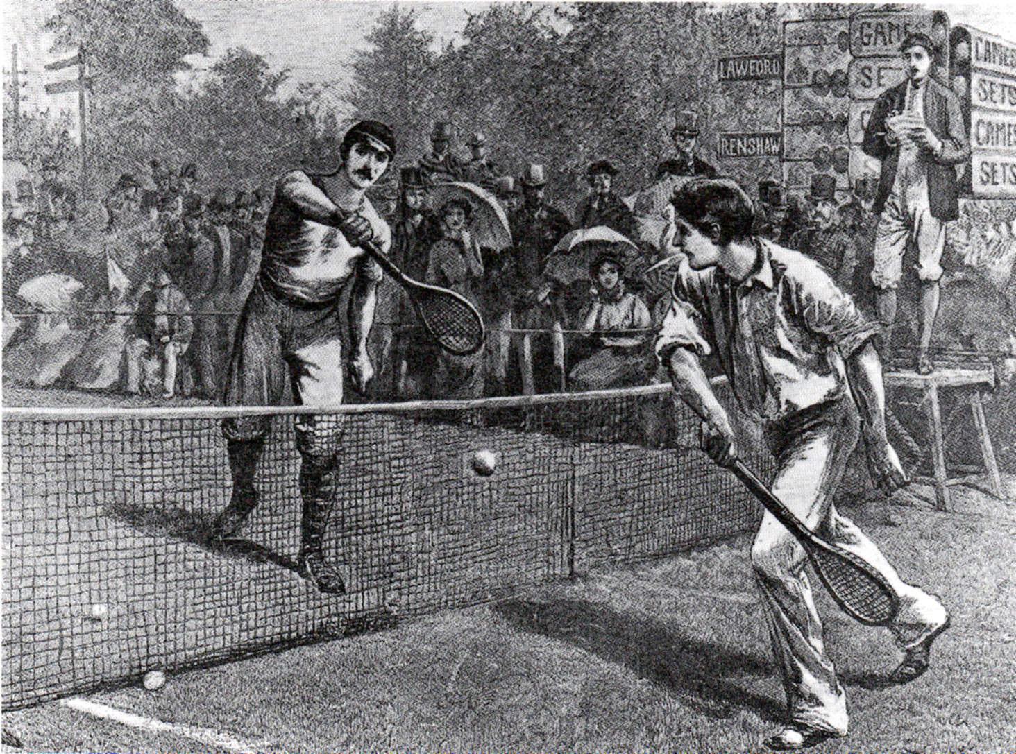 File Lawford vs Renshaw Wimbledon in the 1880s Wikimedia