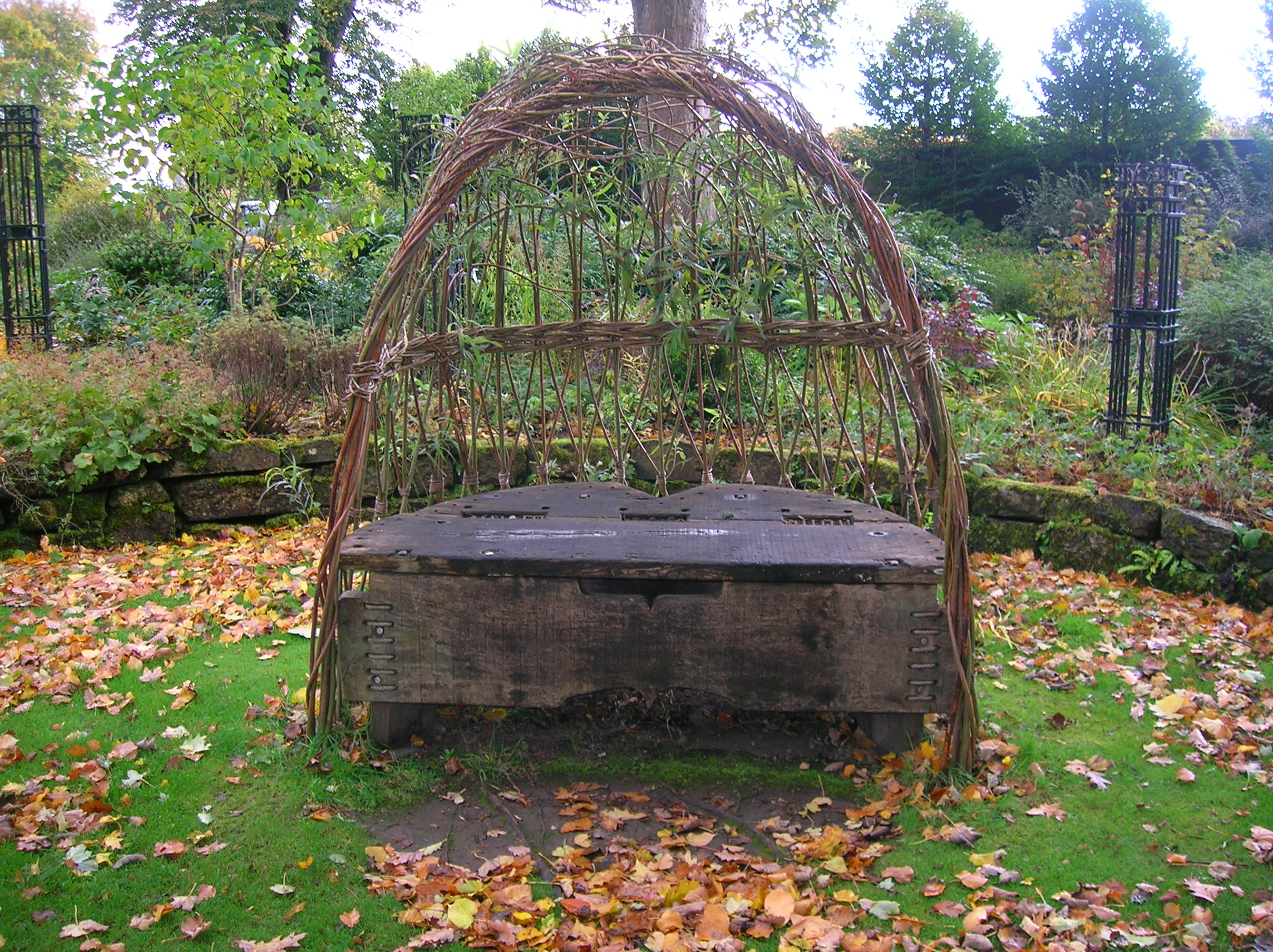 File Living Willow Seat Jpg Wikimedia Commons