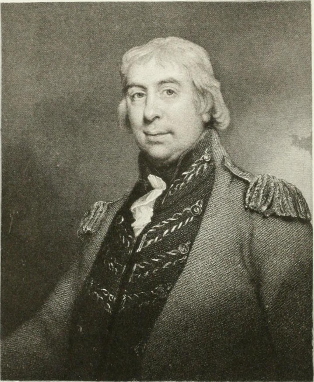George Harris 1st Baron Harris Wikipedia
