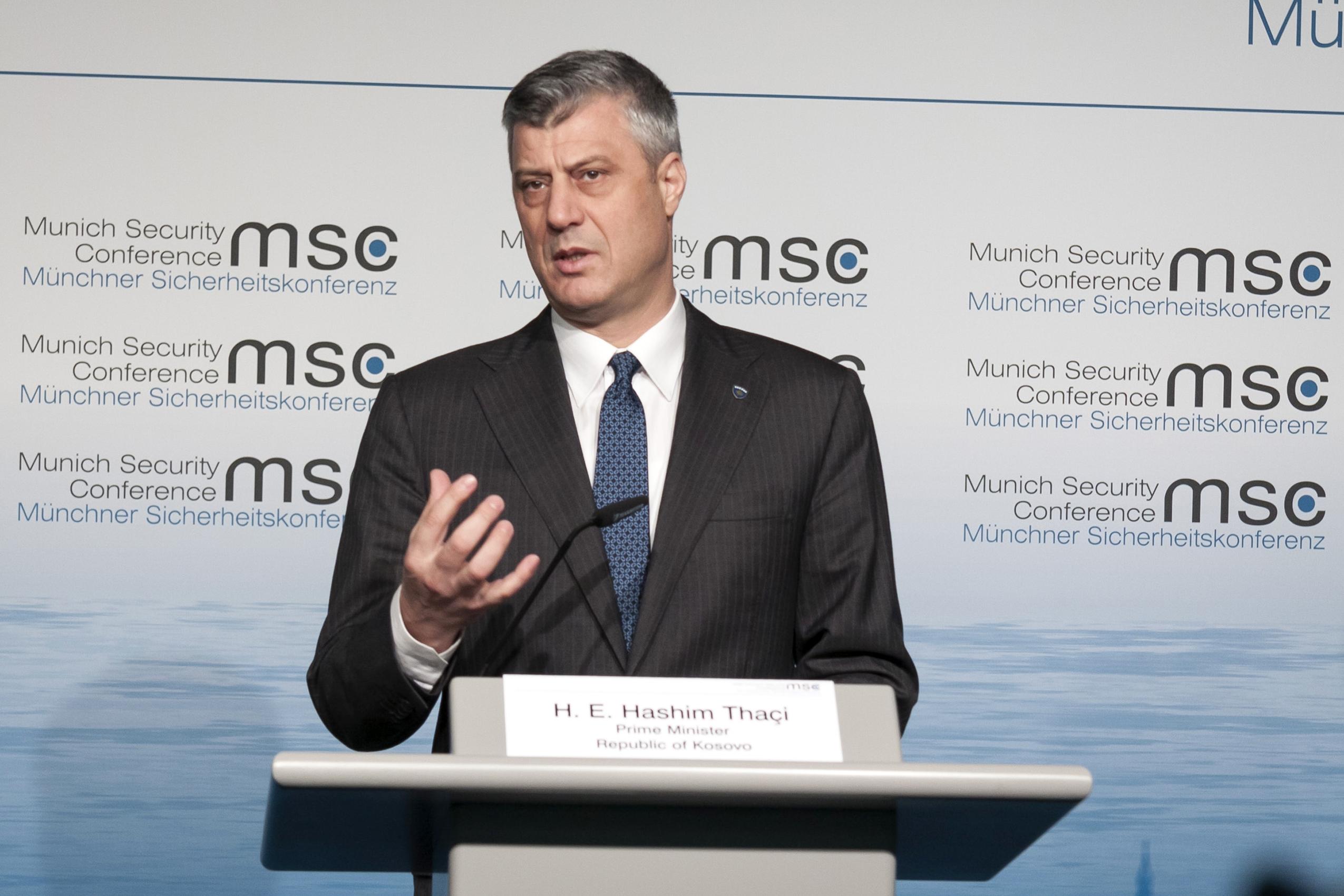 Hashim Thaci Biography Hashim Thaçi Aus Wikipedia