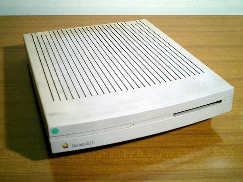 Der Mac Performa 475 und der LC sahen fast gleich aus, unterschieden sich nur leicht im Innenleben