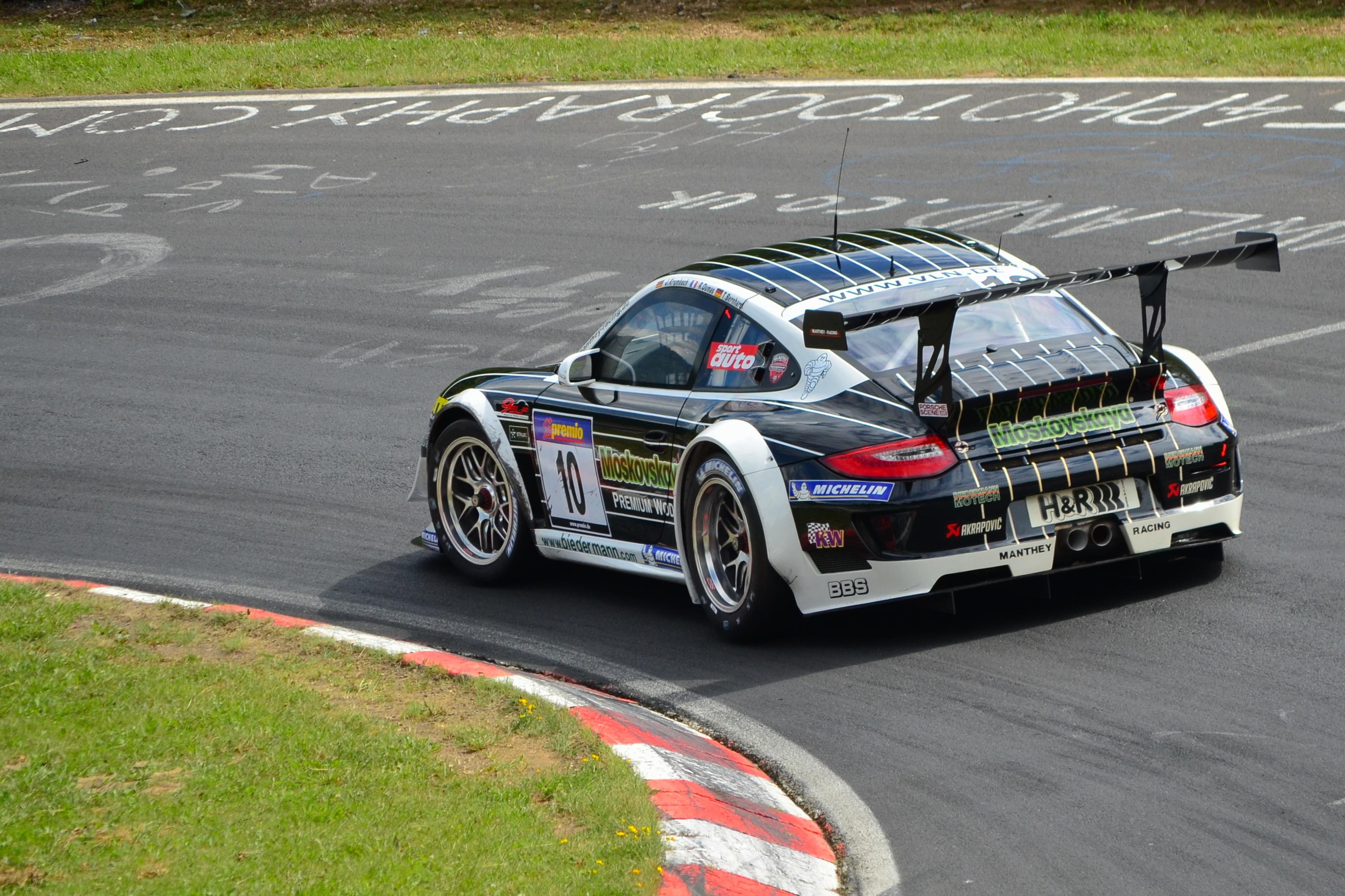 Porsche Gt Race Car For Sale