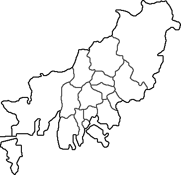 Divisions of Busan