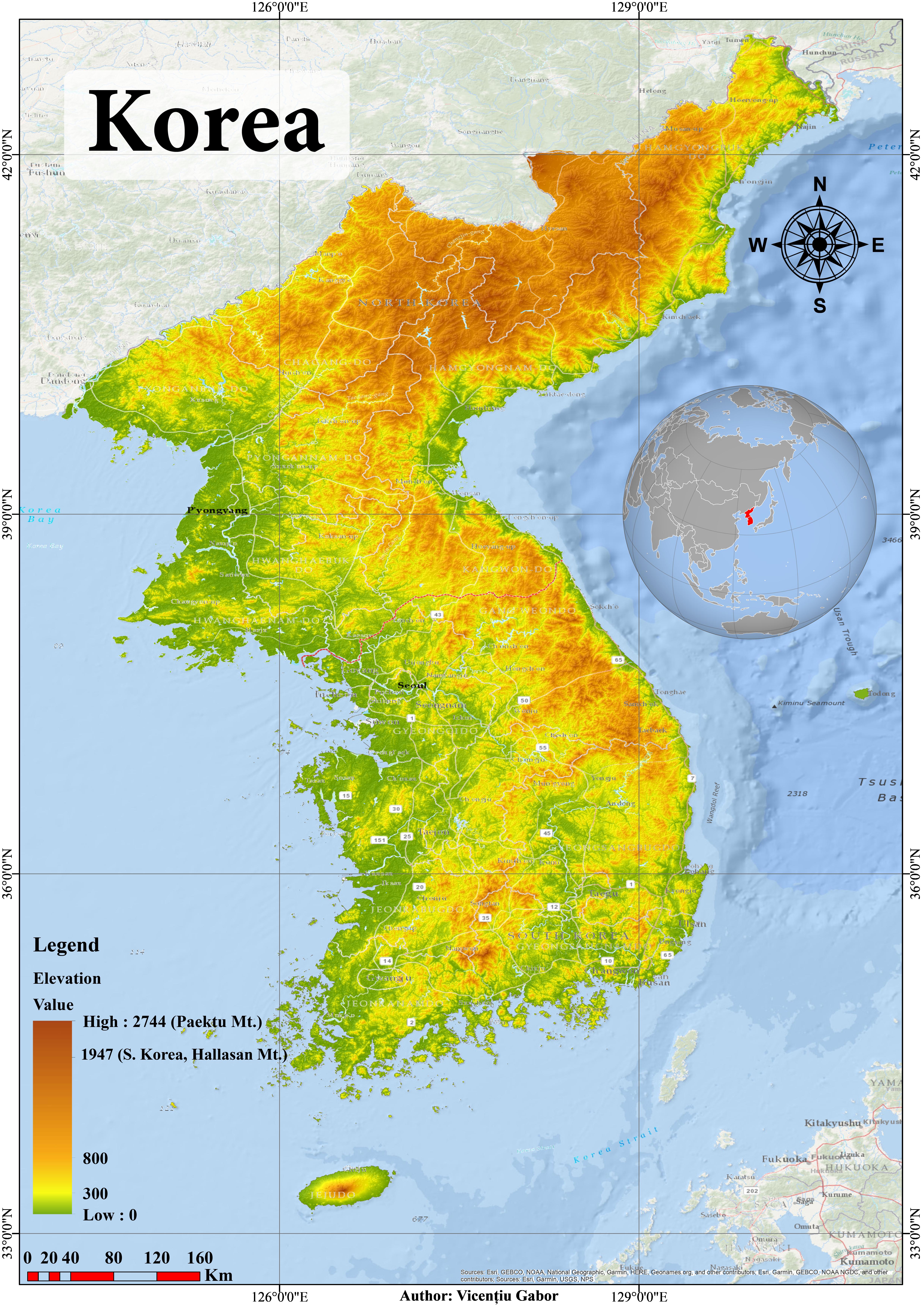 coreea de sud)